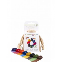 58001 Crayon Rocks Mini, 8...