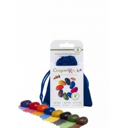 58004 Crayon Rocks Mini Blue
