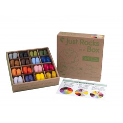 58007 Crayon Rocks in a box...