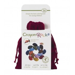 58005 Crayon Rocks Midi Red